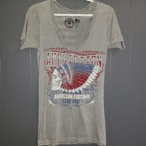 • Affliction T-Shirt •